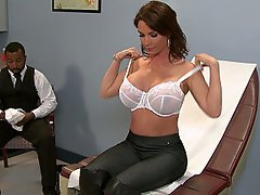 Doctor, Lingerie, Big Tits, Boobs